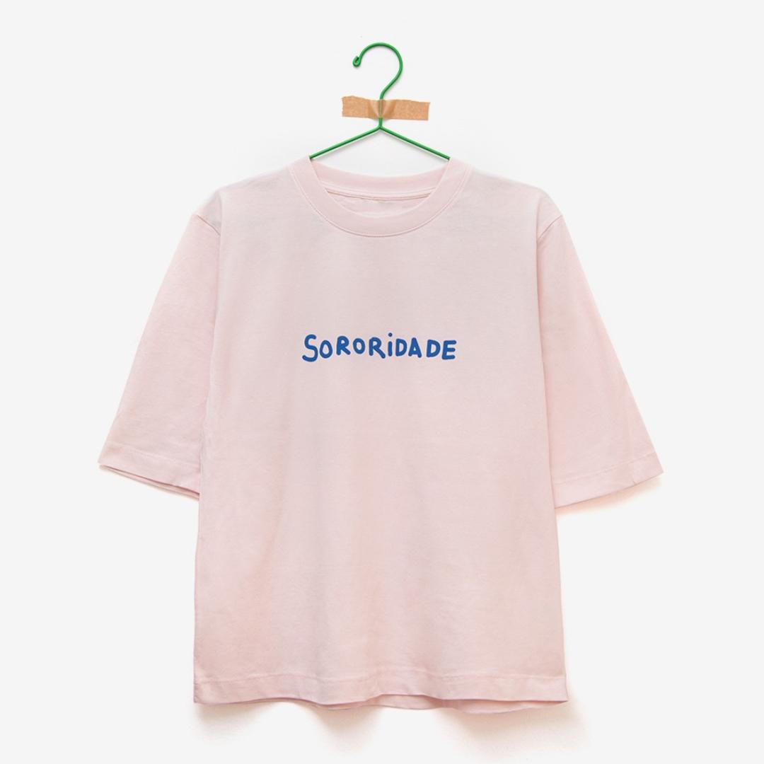 "Camiseta ""Sororidade"""