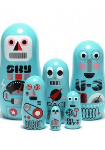 Matrioshka robots