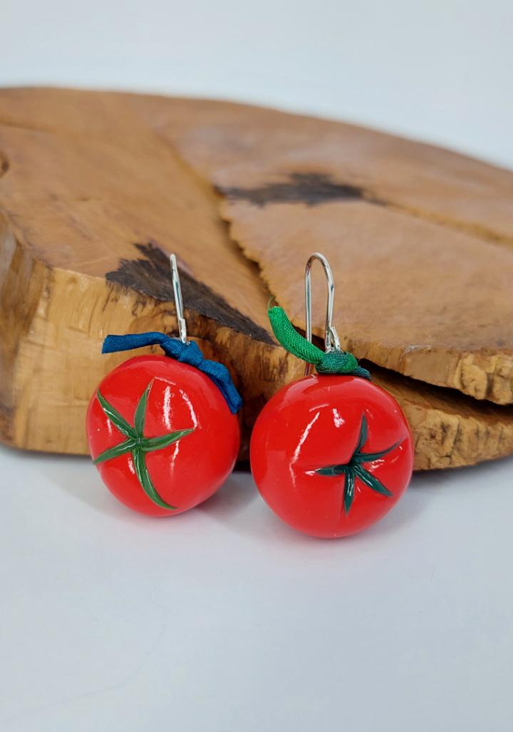 Pendentes tomates