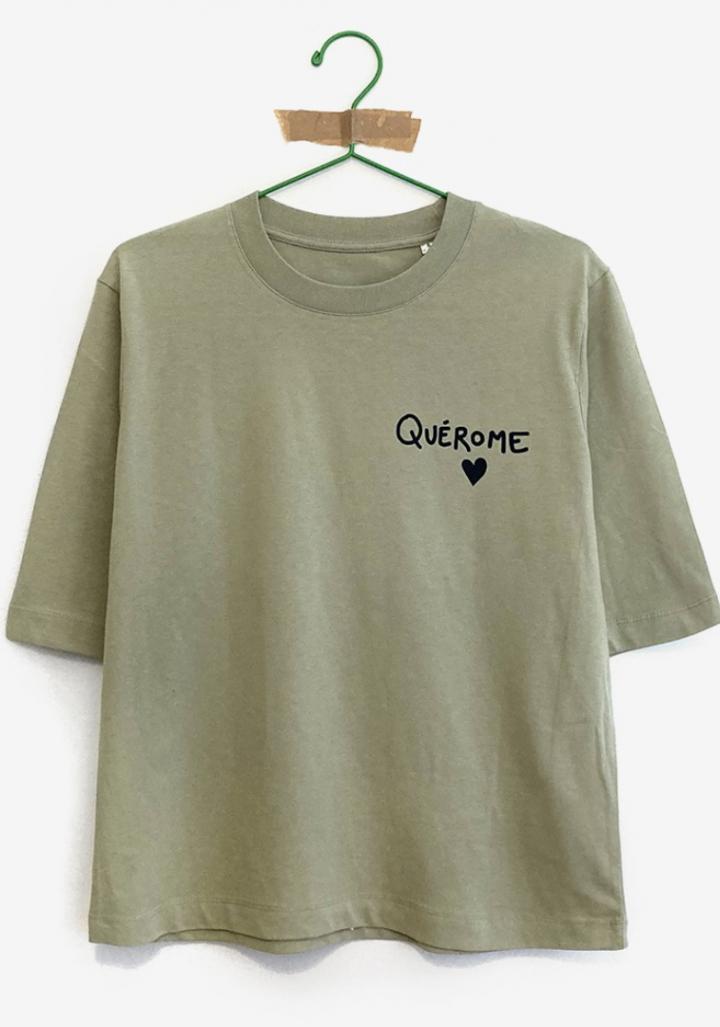 """Camiseta """"Quérome"""""""